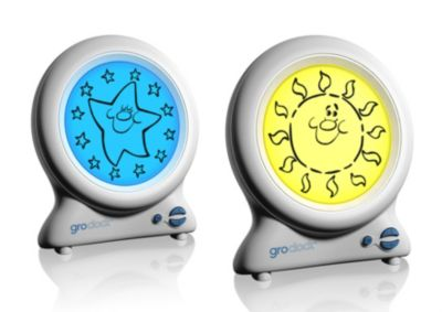 Groclock sleep trainer
