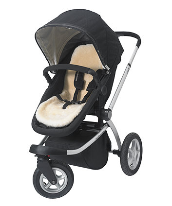 mothercare luxury natural sheepskin liner