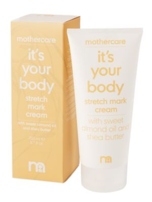 mothercare it's your body stretch mark cream - 200ml