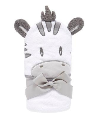 mothercare zebra towel