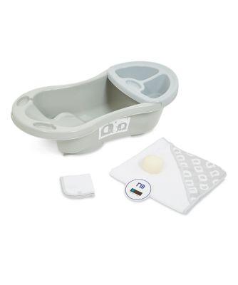 mothercare elephant bath set