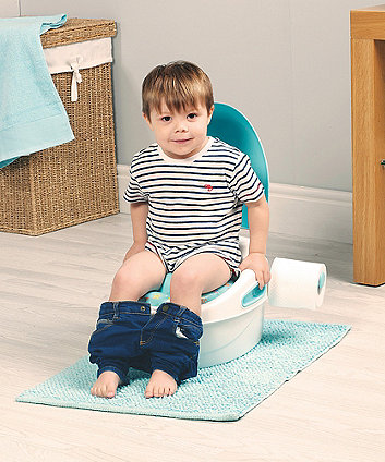 Summer Infant step by step potty *exclusive to mothercare*