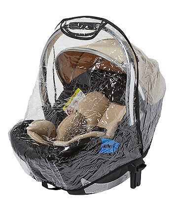 mothercare baby car seat weathershield