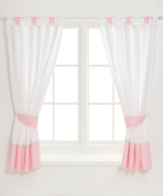 confetti party curtains