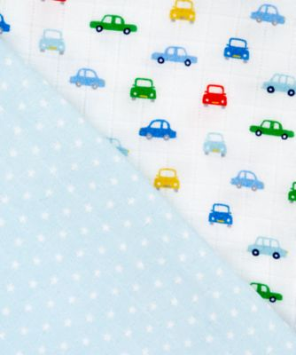 on the road extra large muslin blankets - 2 pack