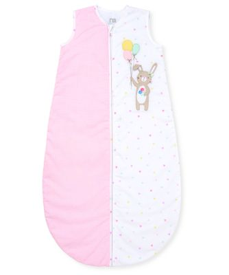 confetti party 6-18 months snoozie sleep bag - 1 tog