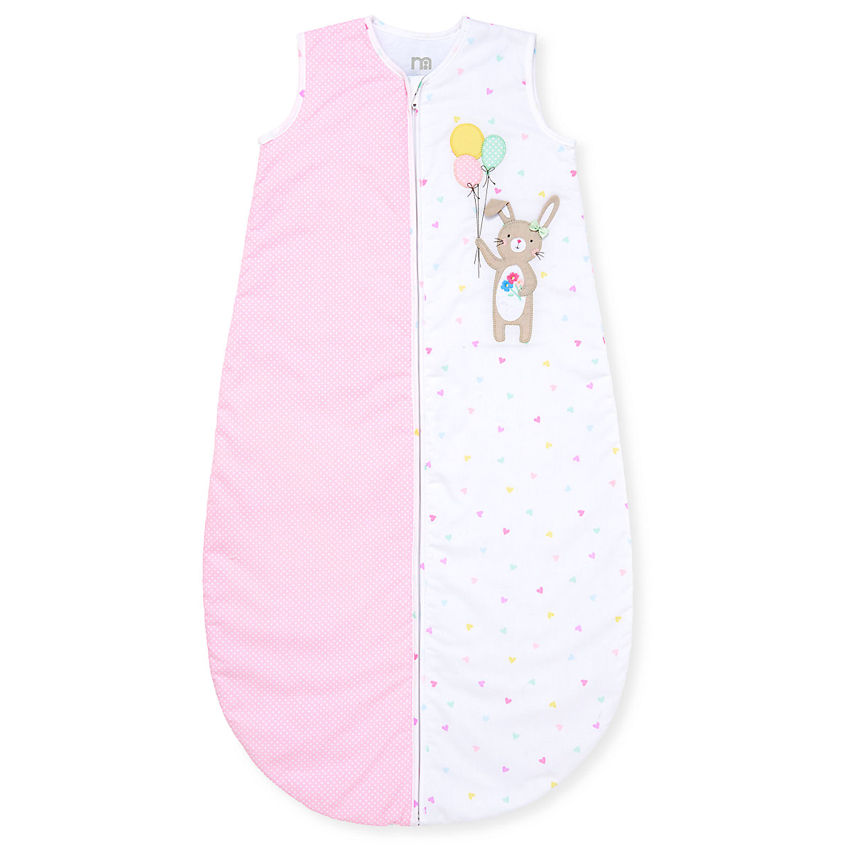 confetti party 6-18 months snoozie sleep bag - 2.5 tog