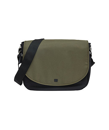 mothercare messenger changing bag - khaki