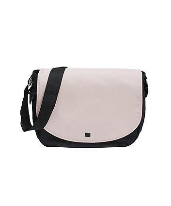 mothercare messenger changing bag - blush