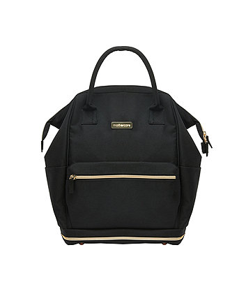 mothercare bay rucksack - classic black