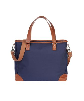 mothercare ivy weekender changing bag - classic navy