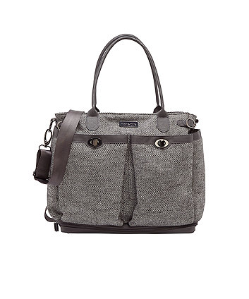 mothercare violet carryall - tweed