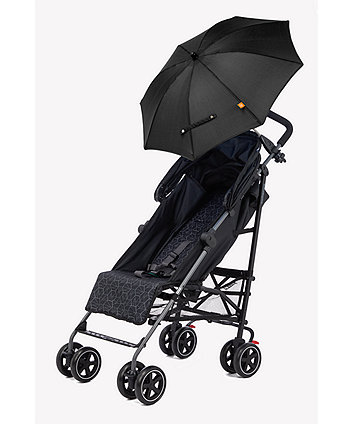 mothercare UV parasol - black