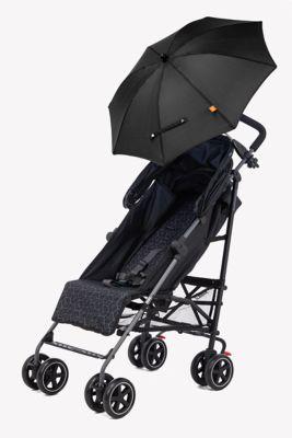 mothercare UV parasol - black