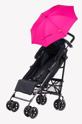 mothercare UV parasol - pink