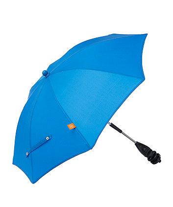 mothercare UV parasol - blue