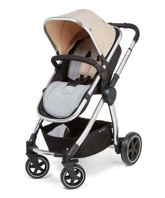 mothercare liner - grey marl