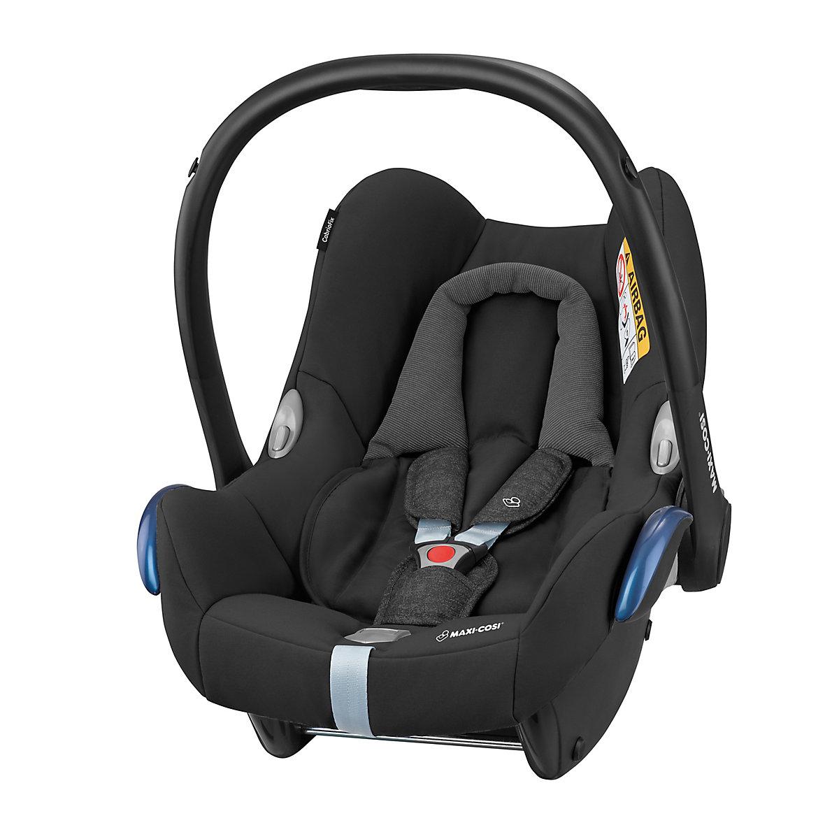 Maxi Cosi CabrioFix Car Seat – Black
