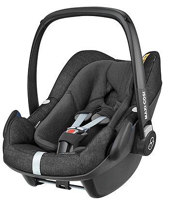 Maxi-Cosi pebble plus iSize baby car seat - nomad black
