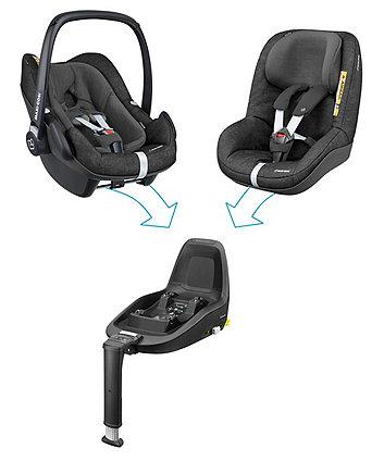 Maxi Cosi Pebble Plus ISize Baby Car Seat