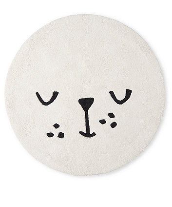 my k animal face rug