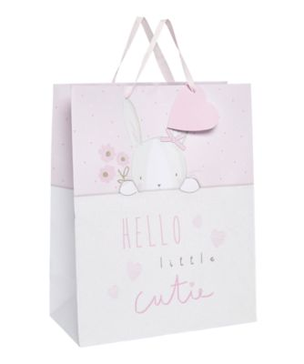 my first little bunny gift bag
