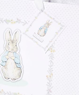 peter rabbit gift bag