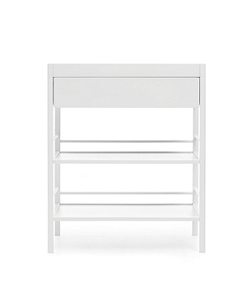 mothercare balham open changing unit - white