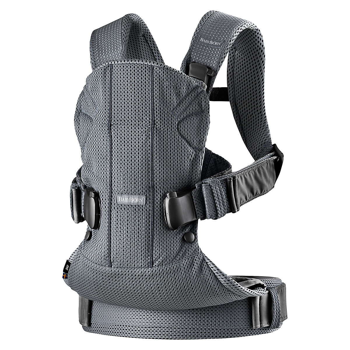 BabyBjorn baby carrier one air - anthracite