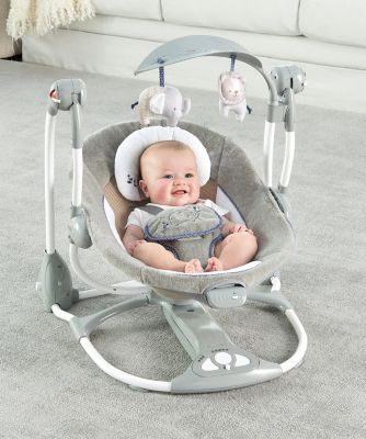 Ingenuity ConvertMe swing-2-seat - townsend