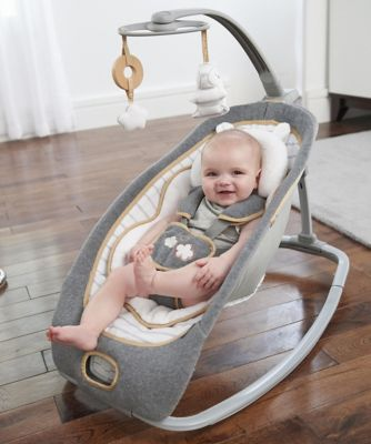 Ingenuity rocking seat - boutique colllection bella teddy