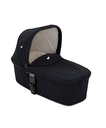 Joie chrome dlx carrycot - navy blazer *exclusive to mothercare*