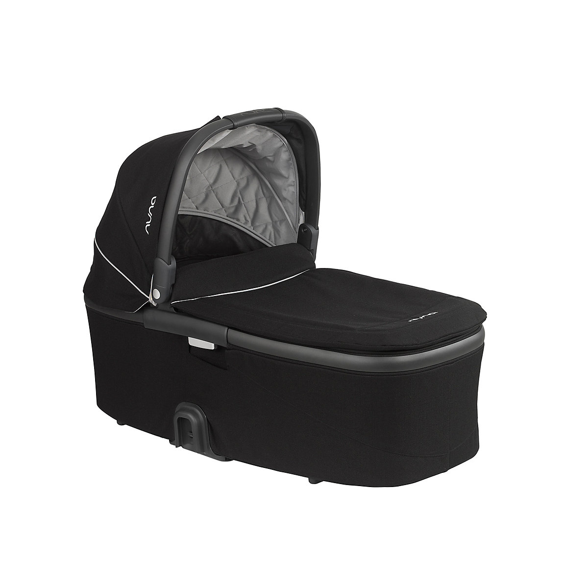 Nuna demi grow carrycot - caviar