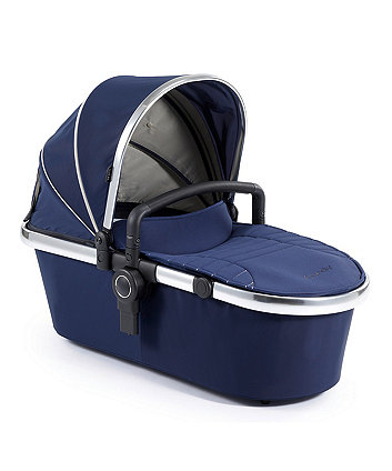 iCandy peach pushchair and carrycot - chrome indigo