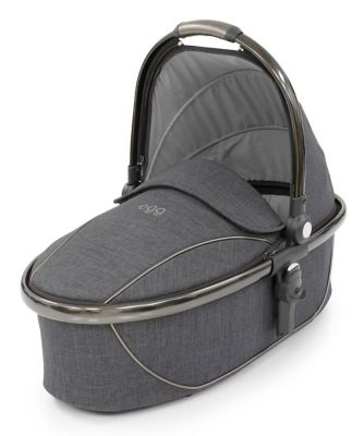 egg® carrycot – grey pewter *exclusive to mothercare*