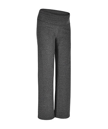 charcoal maternity yoga pants