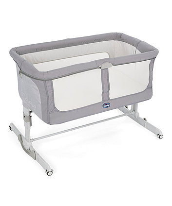 Chicco next2me dream side sleeping crib - graphite