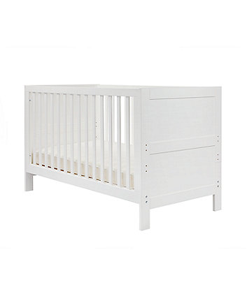 mothercare stretton cot bed - white