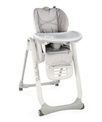 Chicco polly 2 start highchair - happy silver  sc 1 st  Mothercare & Highchair Sale | Mothercare
