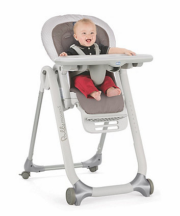 c63e7b9e6fec6 Chicco polly progress highchair - pois  exclusive to mothercare
