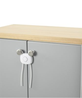 Safety 1st secret button - flex lock - white
