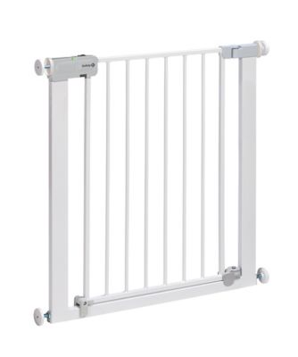 Safety 1st Securtech™ Auto Close Metal Gate   White