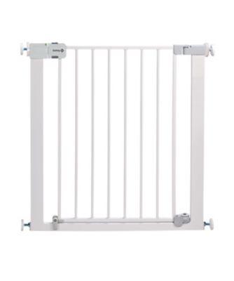 Safety 1st Securtech™ Auto Close Metal Gate   White