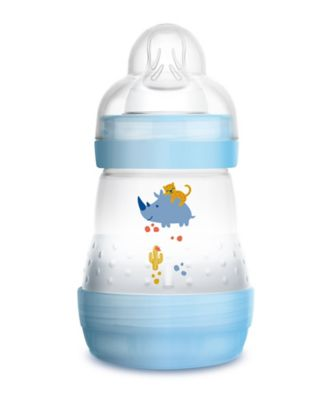 MAM easy start anti-colic bottle starter set - small (blue)