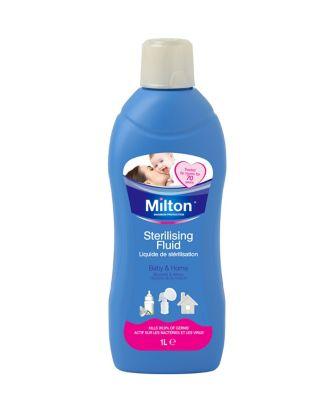 Milton sterilising fluid 1 litre
