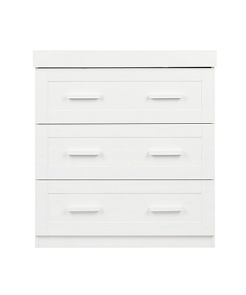 mothercare stretton changing unit - white