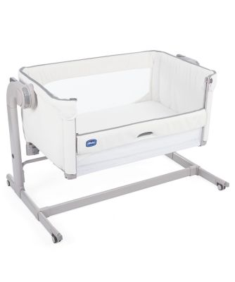 Chicco next2me magic side sleeping crib - white *exclusive to mothercare*