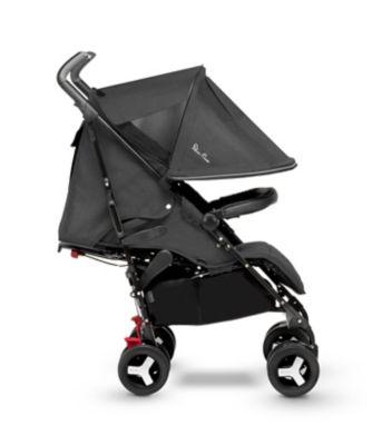 Silver Cross reflex stroller - onyx