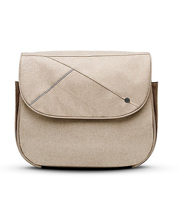 Silver Cross changing bag - linen