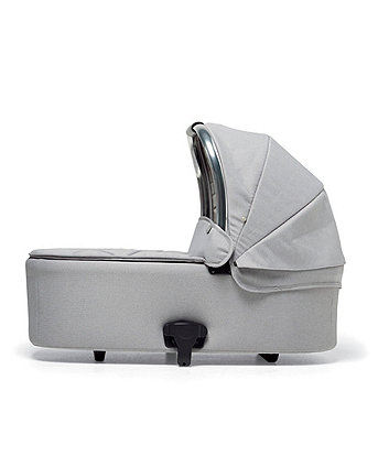 Mamas & Papas ocarro carrycot and footmuff - grey herringbone *exclusive to mothercare*